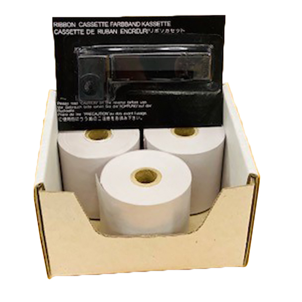 maxi heavy brake tester paper roll pack replacement ribbon