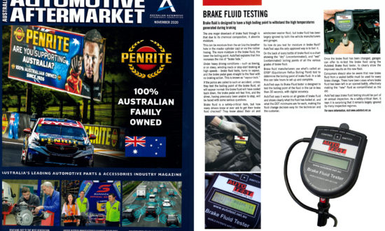 Brake Fluid Testing Fast accurate Results